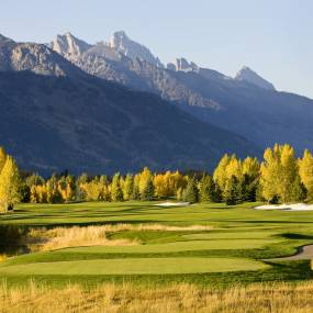 Teton Pines Golf Course and Resort