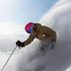 jackson hole mountain resort powder skiing