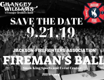Jackson Hole Fireman's Ball