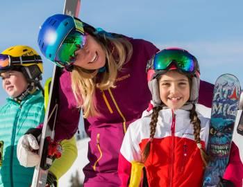 Jackson Hole Mountain Resort Family Ski