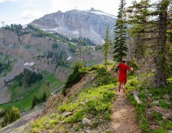 Teton Mountain Runs