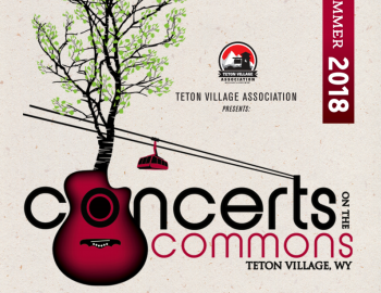 teton village concerts on the commons