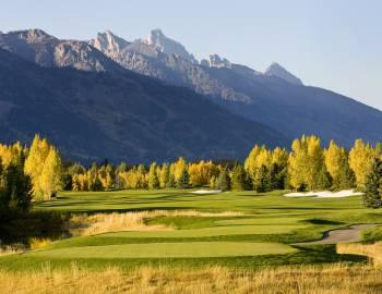 Teton Pines Golf Course and Resort
