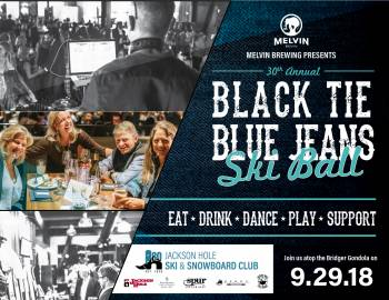JHSC Black Tie, Blue Jeans Ball