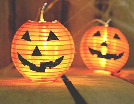 Halloween in Jackson Hole