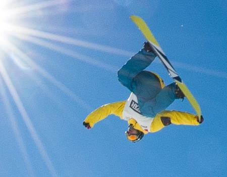 Ski and Snowboard the Tetons