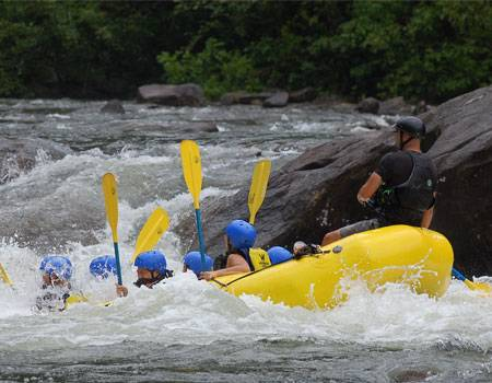 Whitewater Rafting in Jackson Hole