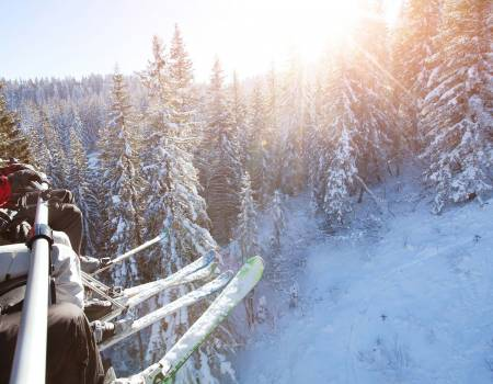 Enjoy 2 Adult Lift Tickets Each Day Of Your Stay!