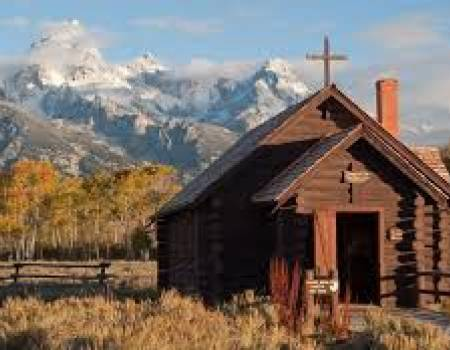 grand teton national park chapel