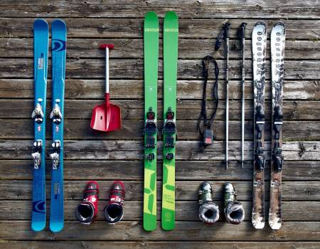 ski rental jackson
