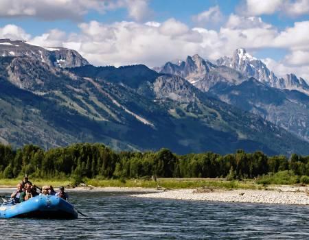 rafting snake river wyoming