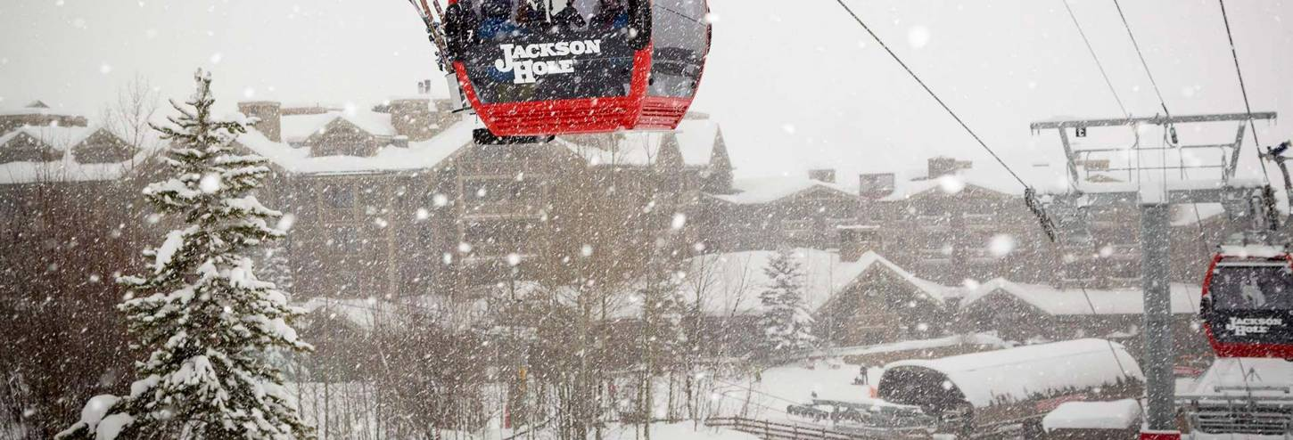 Jackson Hole Mountain Resort 2020-2021 Ski Season