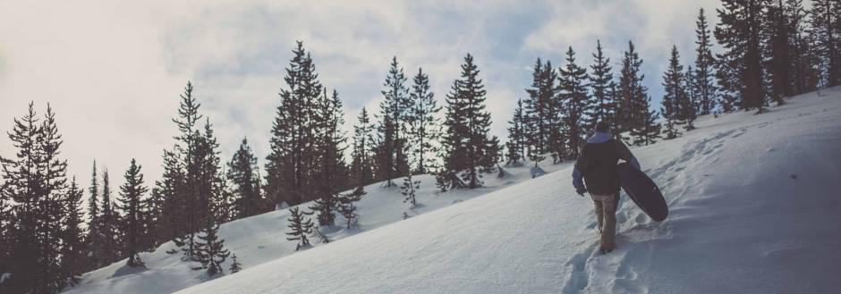 Best Sledding Hills In Jackson Hole
