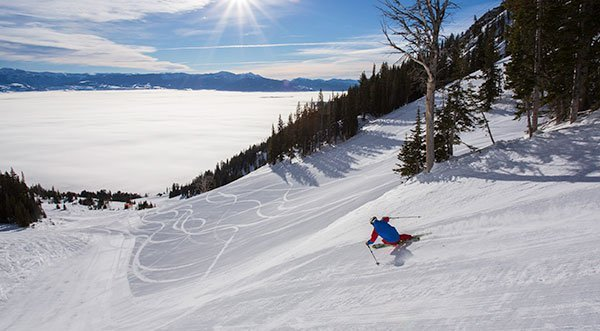 Jackson Hole Mountain Resort Opening Day