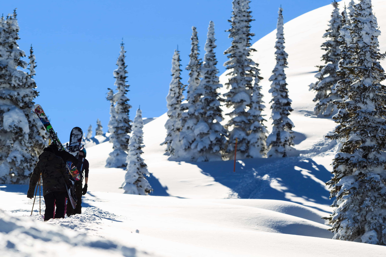 backcountry skiing and snowboarding jackson wyoming