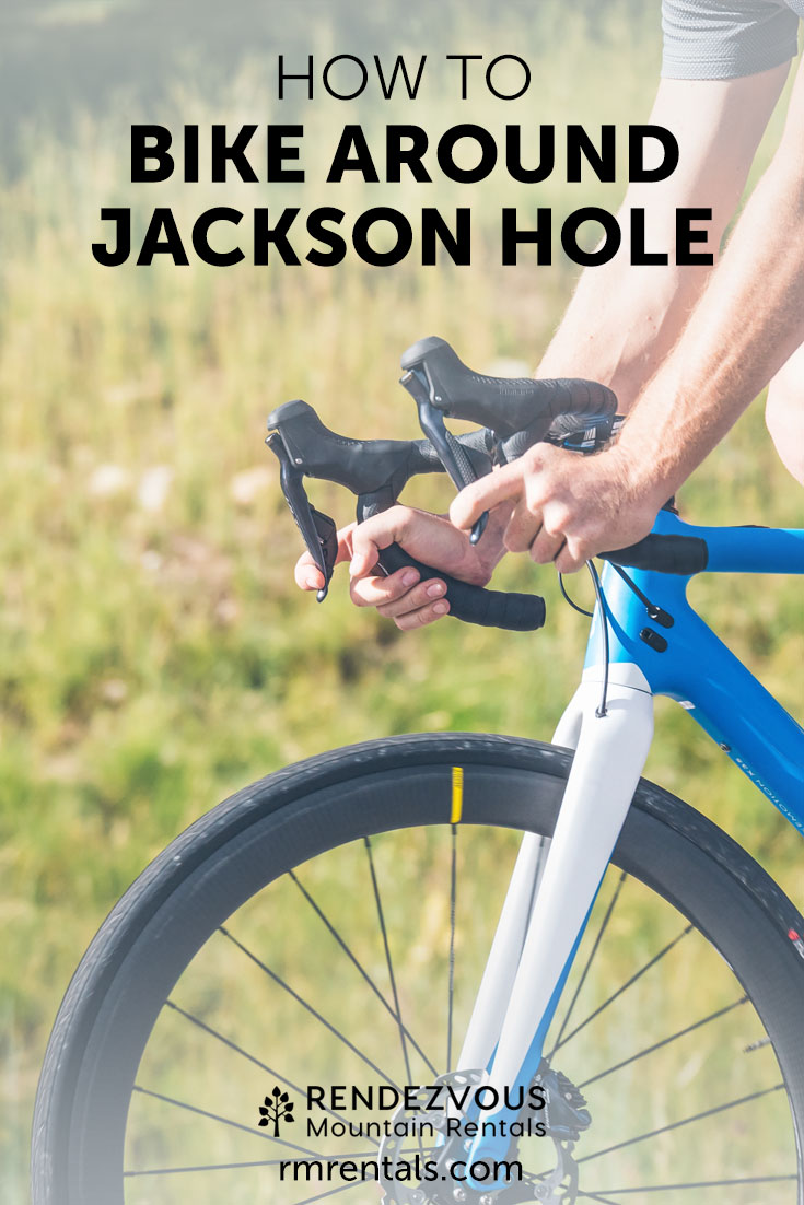 Bike Around Jackson Hole