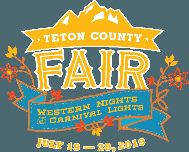 Teton County Fair Logo
