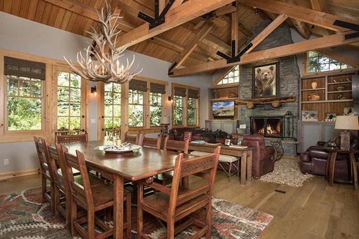Cabin in Jackson Hole