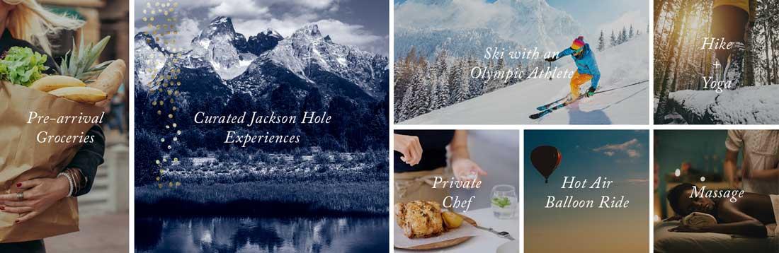 Rendezvous Mountain Rentals Concierge Services | Jackson Hole Experiences