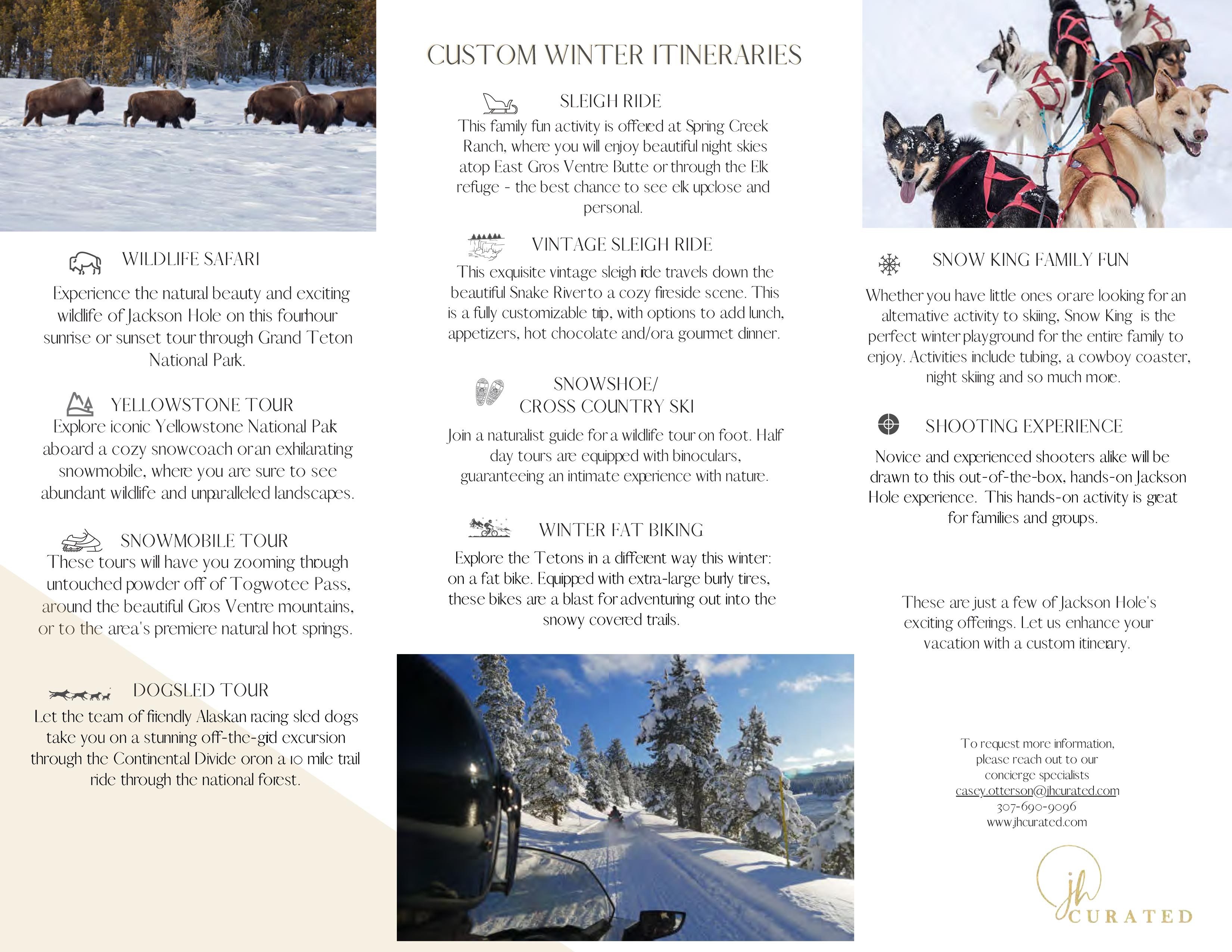 JH Curated Winter Activity Brochure