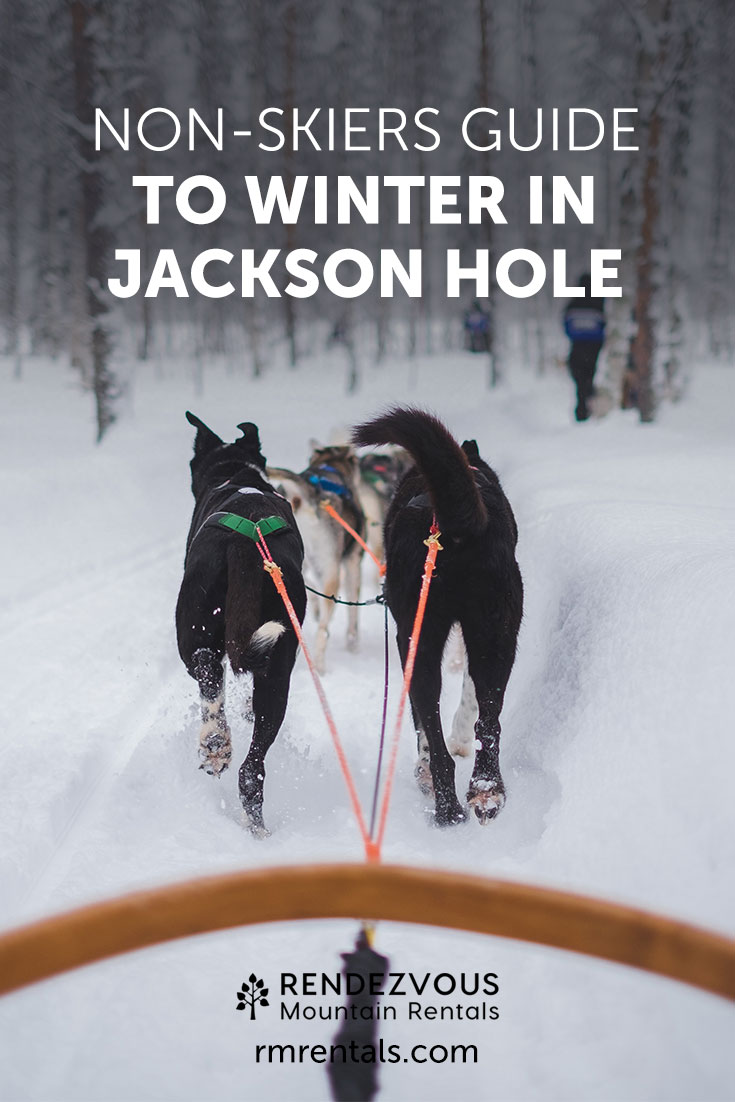Non-skier Guide to Jackson Hole