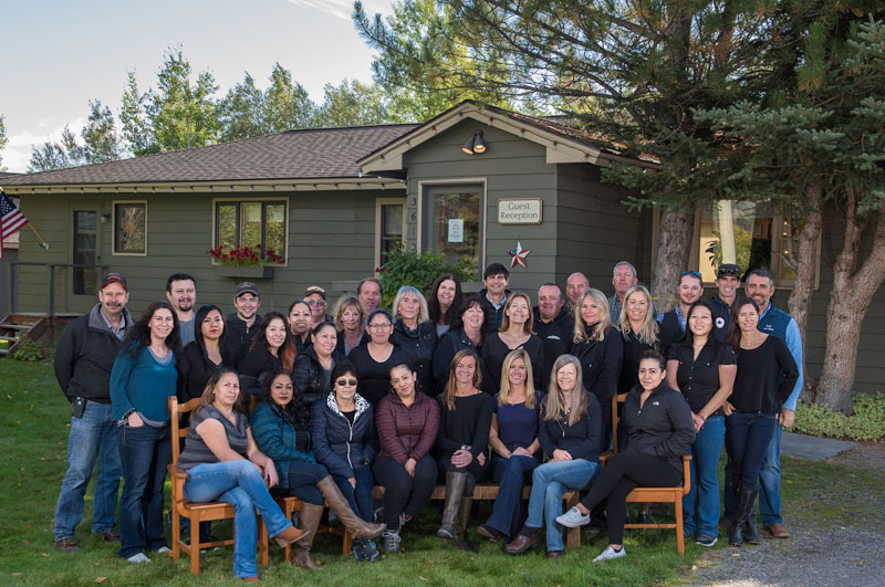 Rendezvous Mountain Rentals + Property Management Team