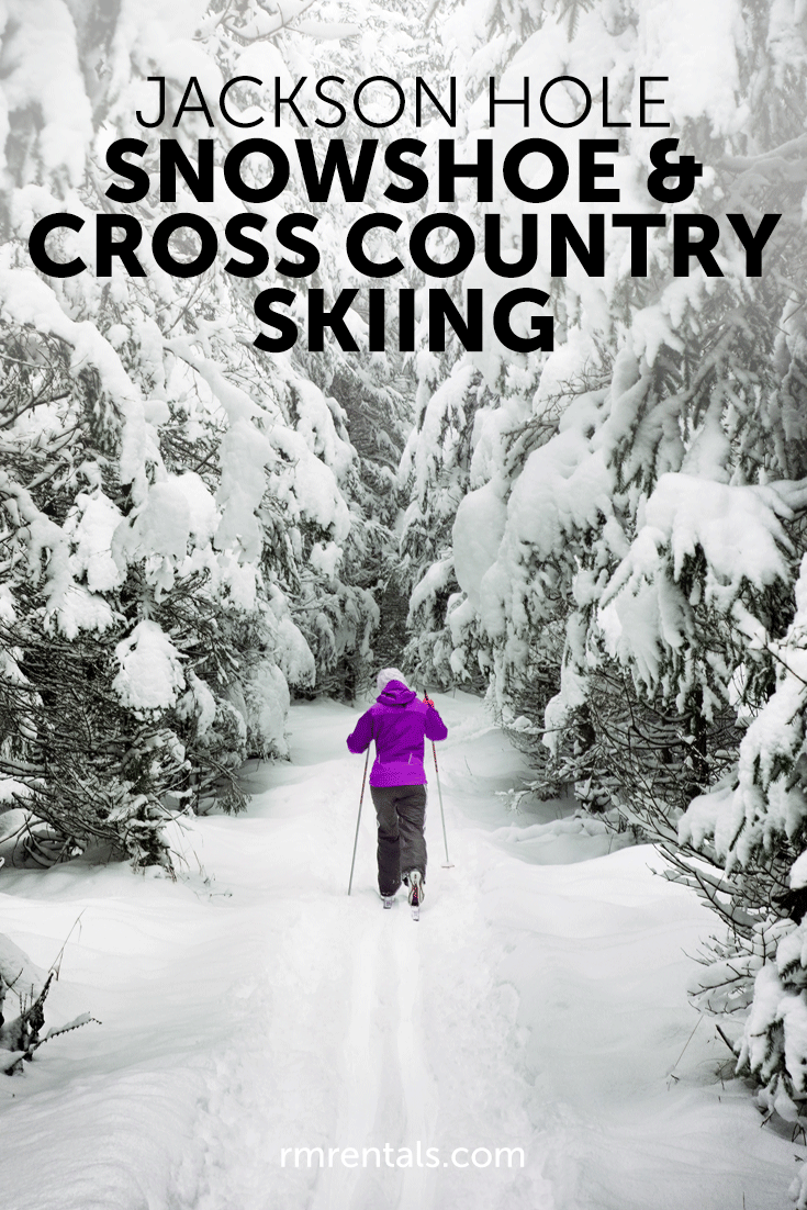 Cross Country Ski Jackson Hole Wyoming