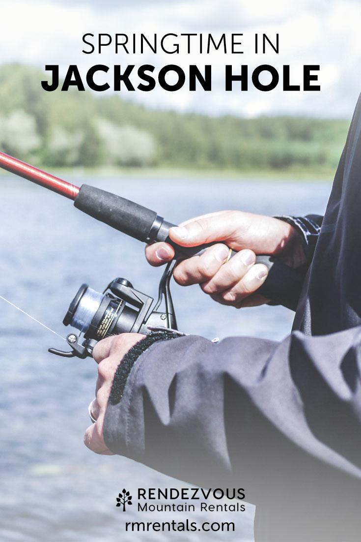Fishing Jackson Hole