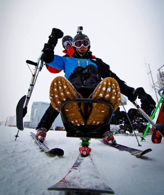 teton adaptive sports fundraiser