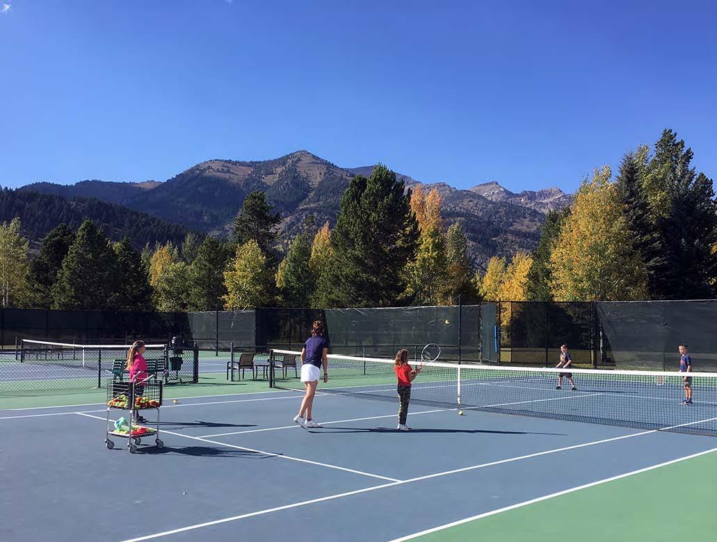 TPCC Tennis